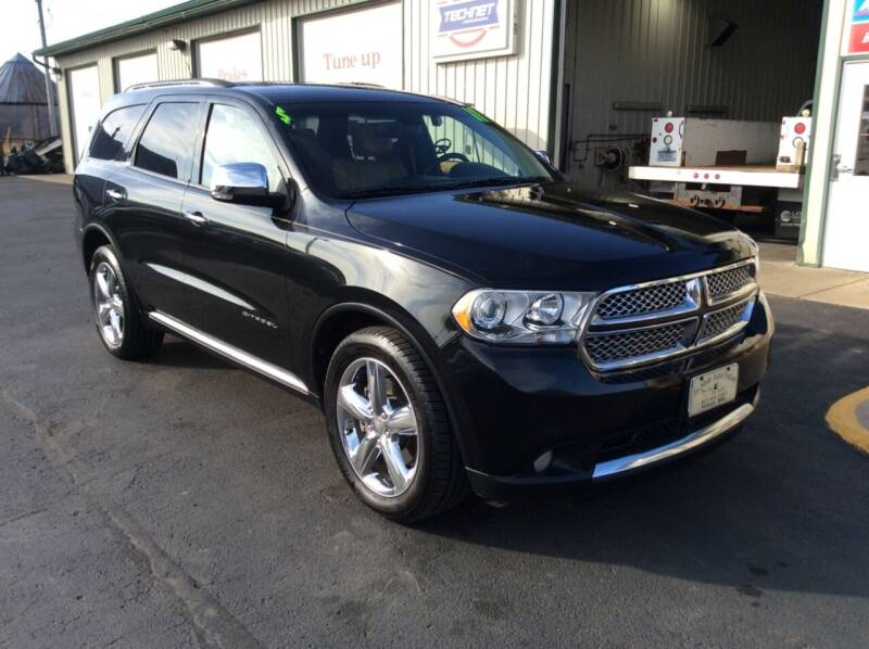 2011 Dodge Durango for sale at TRI-STATE AUTO OUTLET CORP in Hokah MN