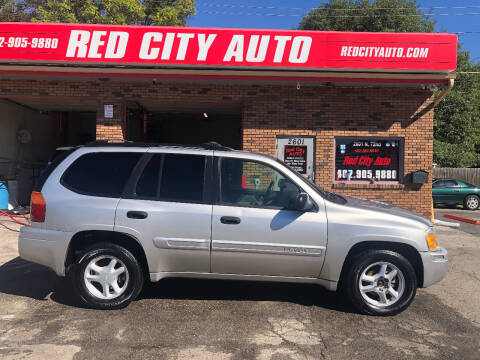 2004 GMC Envoy for sale at Red City  Auto in Omaha NE