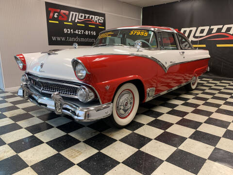 1955 Ford Fairlane for sale at T & S Motors in Ardmore TN