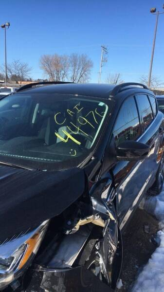 2017 Ford Escape for sale at CousineauCrashed.com in Weston WI