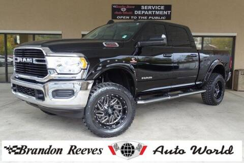 2020 RAM Ram Pickup 2500 for sale at Brandon Reeves Auto World in Monroe NC
