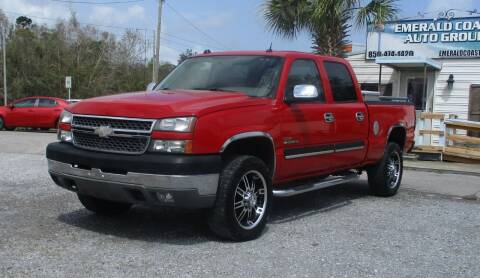 2005 Chevrolet Silverado 2500HD for sale at Emerald Coast Auto Group LLC in Pensacola FL