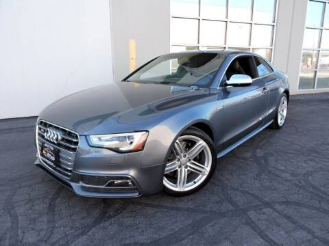 2014 Audi S5 for sale at Boktor Motors in Las Vegas NV