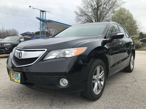 2013 Acura RDX for sale at GR Motor Company in Garner NC