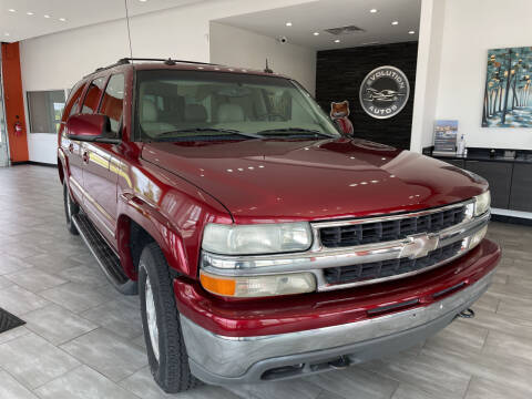 2003 Chevrolet Suburban for sale at Evolution Autos in Whiteland IN