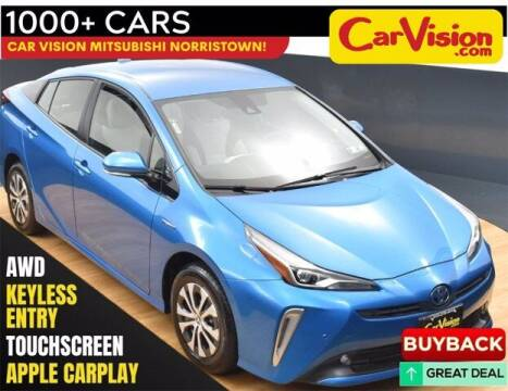 2020 Toyota Prius for sale at Car Vision Buying Center in Norristown PA