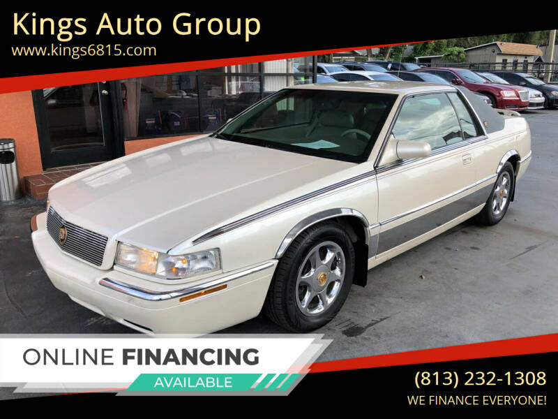 2001 Cadillac Eldorado for sale at Kings Auto Group in Tampa FL