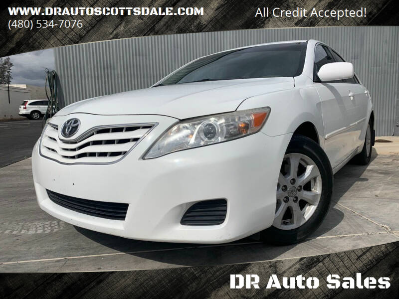 2010 Toyota Camry for sale at DR Auto Sales in Scottsdale AZ