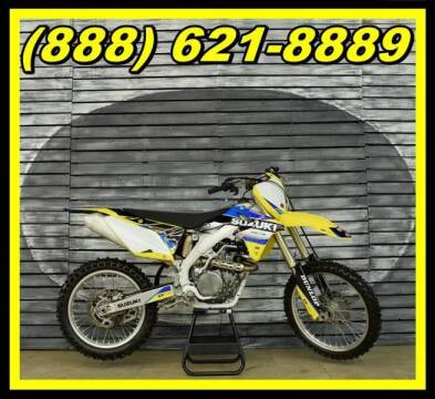 2015 Suzuki RM-Z450 for sale at Motomaxcycles.com in Mesa AZ