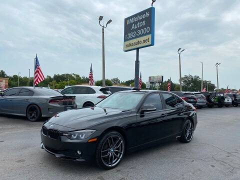 2014 BMW 3 Series for sale at Michaels Autos in Orlando FL