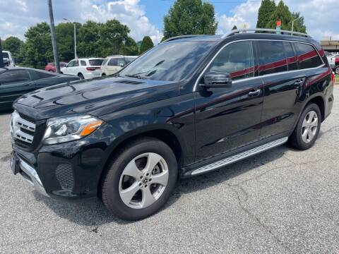 2019 Mercedes-Benz GLS for sale at Modern Automotive in Boiling Springs SC