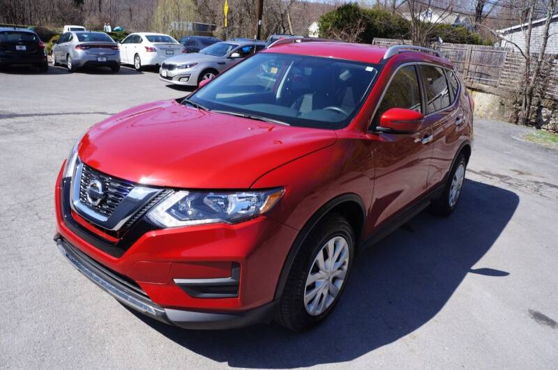 2017 Nissan Rogue for sale at Autos By Joseph Inc in Highland NY
