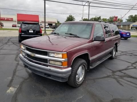 1997 Chevrolet Suburban for sale at Larry Schaaf Auto Sales in Saint Marys OH