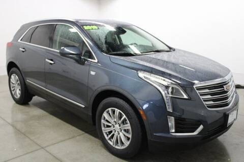 2019 Cadillac XT5 for sale at Bob Clapper Automotive, Inc in Janesville WI