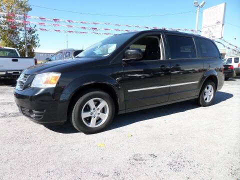 2010 Dodge Grand Caravan for sale at Budget Corner in Fort Wayne IN