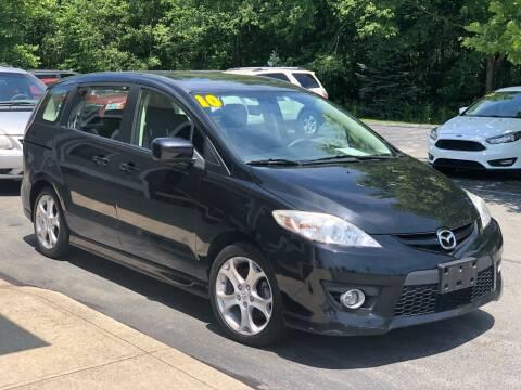 2010 Mazda MAZDA5 for sale at Elite Auto Sales in North Dartmouth MA
