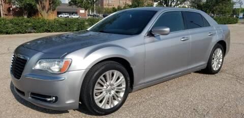 2013 Chrysler 300 for sale at JC Auto Sales LLC in Wichita KS