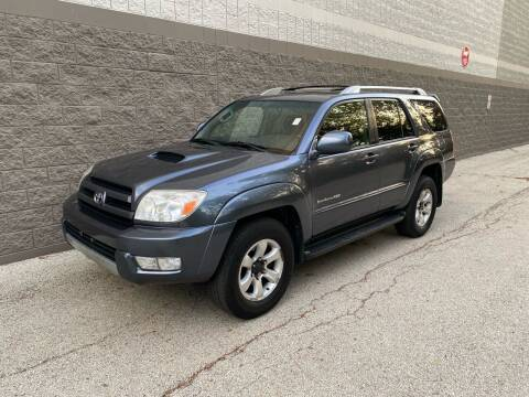 2004 Toyota 4Runner for sale at Kars Today in Addison IL