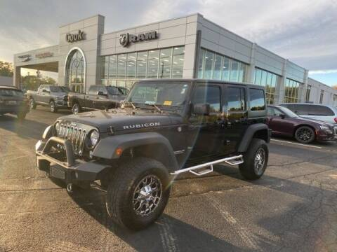 2015 Jeep Wrangler Unlimited for sale at Ron's Automotive in Manchester MD