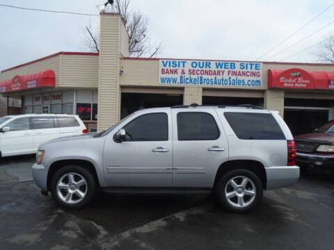 2010 Chevrolet Tahoe for sale at Bickel Bros Auto Sales, Inc in Louisville KY
