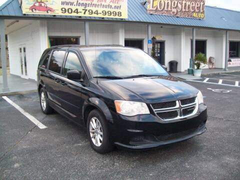 2013 Dodge Grand Caravan for sale at LONGSTREET AUTO in St Augustine FL