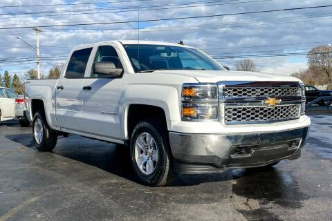 2014 Chevrolet Silverado 1500 for sale at Knighton's Auto Services INC in Albany NY