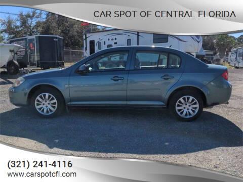 2010 Chevrolet Cobalt for sale at Car Spot Of Central Florida in Melbourne FL