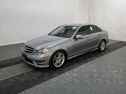 2014 Mercedes-Benz C-Class for sale at Adams Auto Group Inc. in Charlotte NC