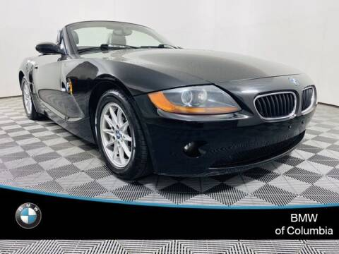 2003 BMW Z4 for sale at Preowned of Columbia in Columbia MO