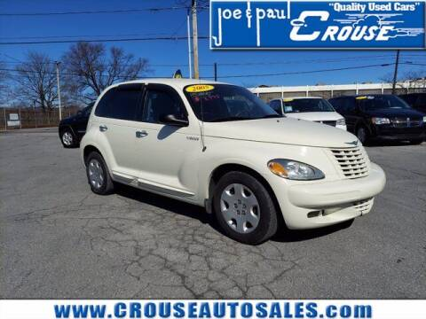 2005 Chrysler PT Cruiser for sale at Joe and Paul Crouse Inc. in Columbia PA