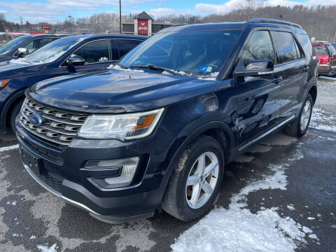 2017 Ford Explorer for sale at Turner's Inc in Weston WV