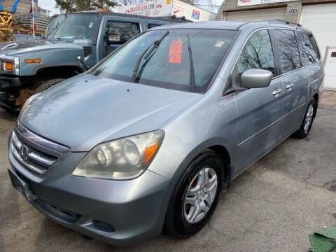 2007 Honda Odyssey for sale at Drive Deleon in Yonkers NY