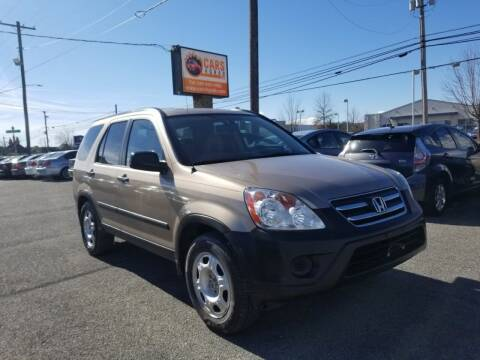 2005 Honda CR-V for sale at Cars 4 Grab in Winchester VA