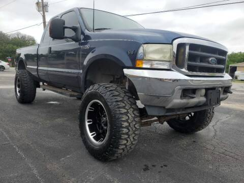 2003 Ford F-250 Super Duty for sale at Thornhill Motor Company in Hudson Oaks, TX
