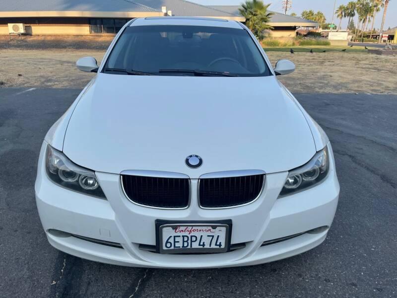 2008 BMW 3 Series for sale at SACRAMENTO AUTO DEALS in Sacramento CA