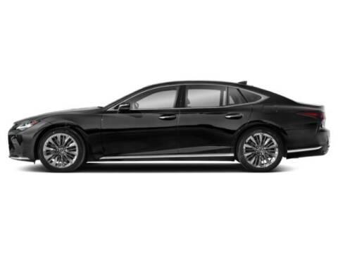 2021 Lexus LS 500 for sale at LEXUS in Houston TX