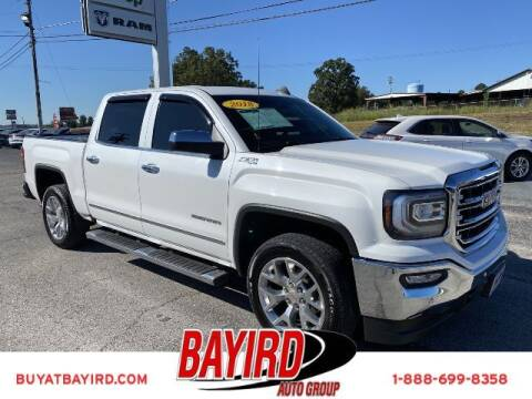 2018 GMC Sierra 1500 for sale at Bayird Truck Center in Paragould AR