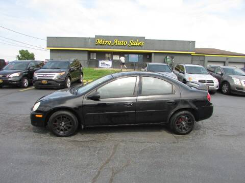2005 Dodge Neon for sale at MIRA AUTO SALES in Cincinnati OH