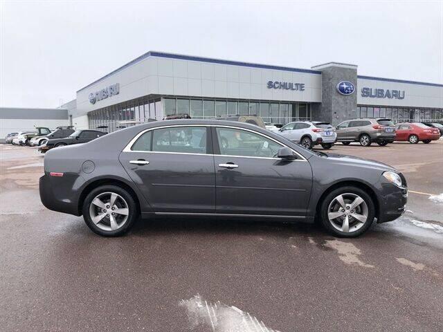 2012 Chevrolet Malibu for sale at Schulte Subaru in Sioux Falls SD