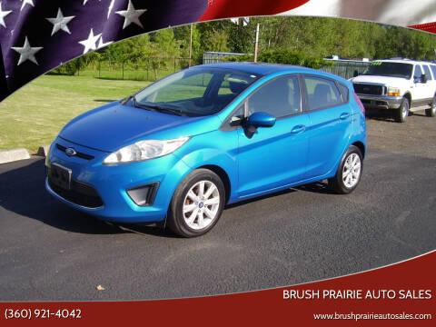 2012 Ford Fiesta for sale at Brush Prairie Auto Sales in Battle Ground WA