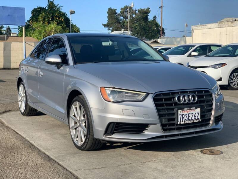 2016 Audi A3 for sale at H & K Auto Sales & Leasing in San Jose CA