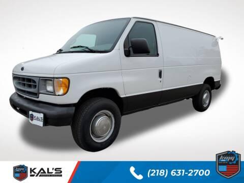 2001 Ford E-Series Cargo for sale at Kal's Kars - VANS in Wadena MN