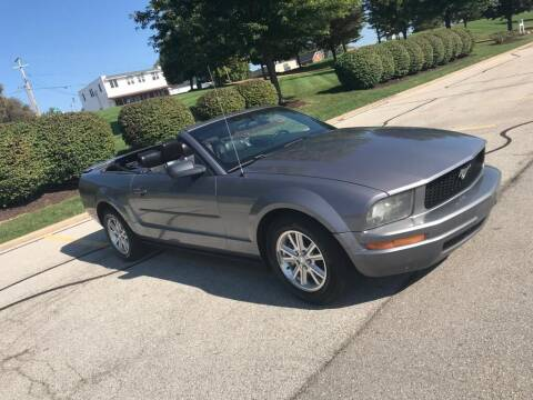 2007 Ford Mustang for sale at Auto Nova in Saint Louis MO