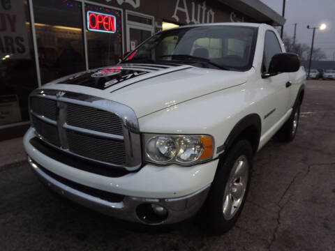 2005 Dodge Ram Pickup 1500 for sale at Arko Auto Sales in Eastlake OH