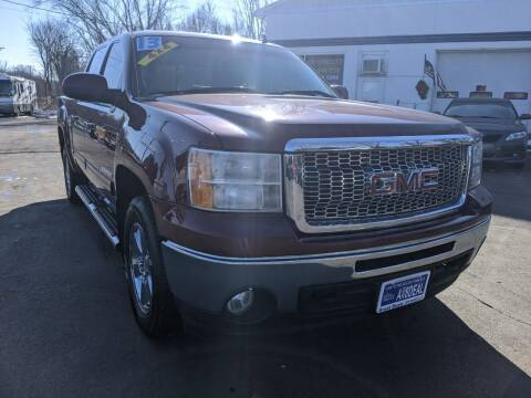 2013 GMC Sierra 1500 for sale at GREAT DEALS ON WHEELS in Michigan City IN