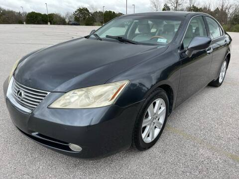 2007 Lexus ES 350 for sale at Central Motor Company in Austin TX