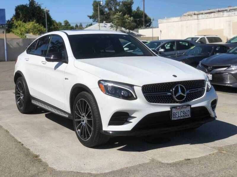 2018 Mercedes-Benz GLC for sale at H & K Auto Sales & Leasing in San Jose CA
