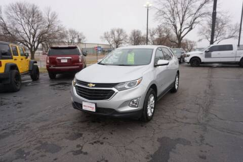 2020 Chevrolet Equinox for sale at Ideal Wheels in Sioux City IA