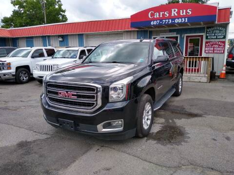 2016 GMC Yukon XL for sale at Cars R Us in Binghamton NY