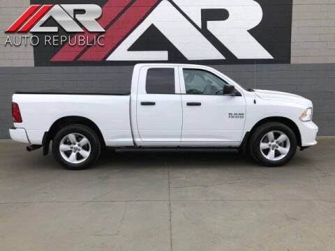 2014 RAM Ram Pickup 1500 for sale at Auto Republic Fullerton in Fullerton CA